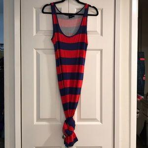 NWOT ASOS long dress size 8